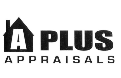 A+ Appraisals Logo