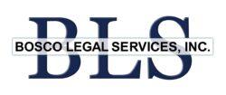 Bosco Legal Services, Inc. Logo